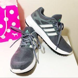 🔥 Adidas Grey Cloudfoam Ortholite Sneakers